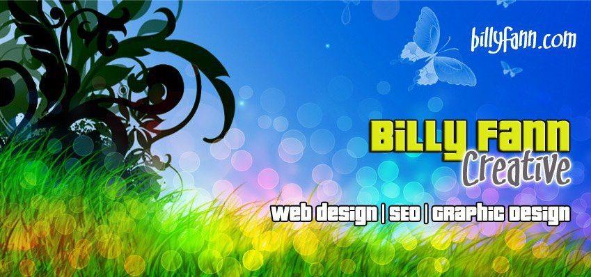 Startup website design from BillyFann.com includes hosting, design, SEO & more!