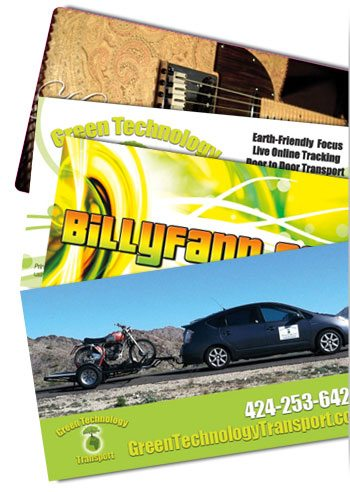 Custom business card design knoxville tn billyfann reheart Gallery